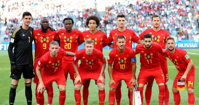 Piala Dunia 2018 Skuat Timnas Belgia