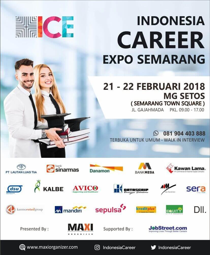 Indonesia Career Expo Semarang