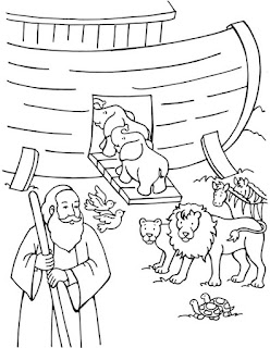 דפי צביעה סיפורי התורה