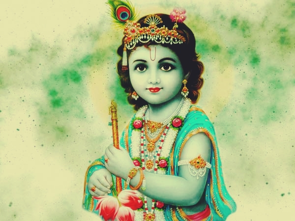 Happy Janmashtami SMS 2017 Msgs Messages in English & Hindi