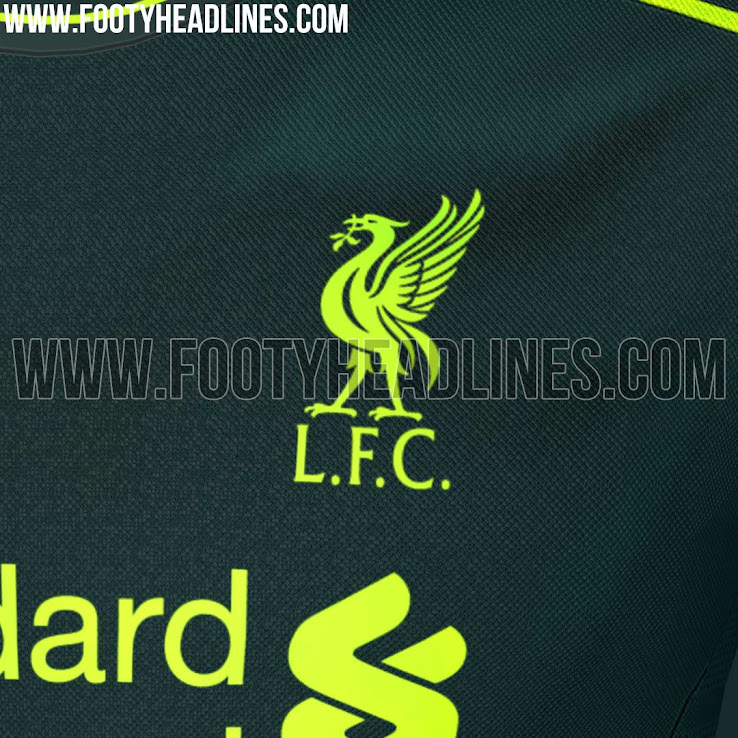 sale retailer 43023 0adb5 LEAKED: Liverpool to Don Unexpectedly Bold 2016/17 Third Kit ...