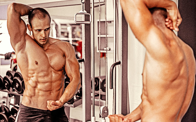 build muscle and burn fat