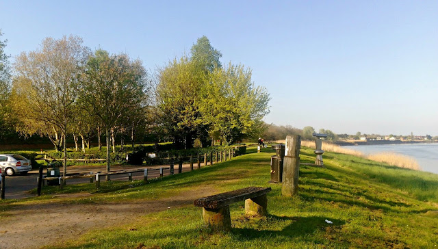Newnham on Severn Picnic Area