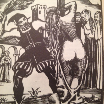 Punizione prostituta frusta
