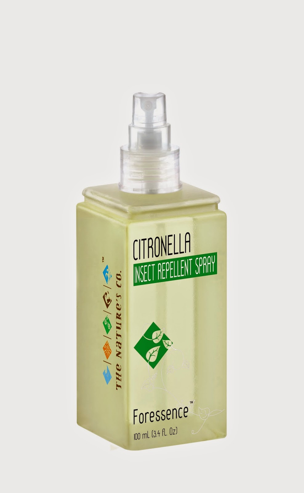 The Nature's Co. Citronella Insect Repellent Spray