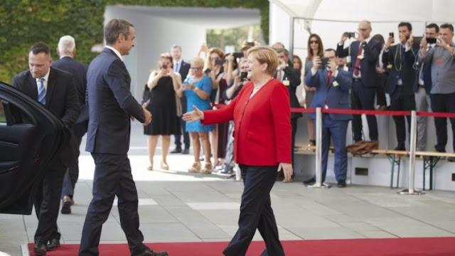 Η εμπλοκή της Γερμανίας στα ελληνοτουρκικά