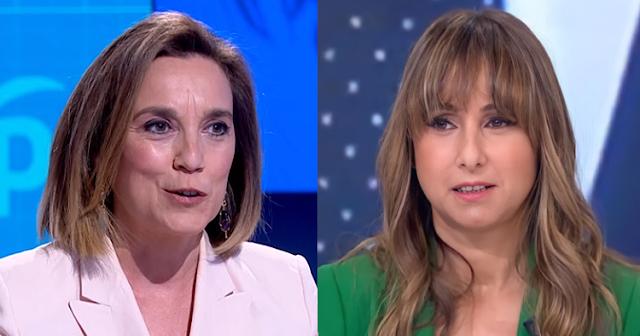 Cuca Gamarra y Ana Pardo de Vera