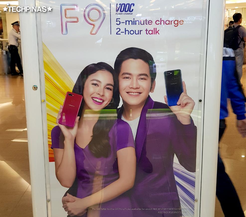 OPPO F9, OPPO F9 JoshLia, OPPO F9 Philippines