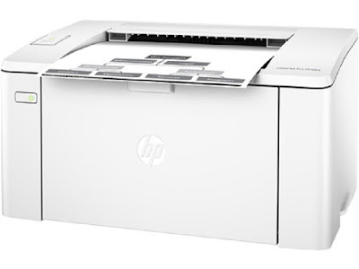 Image HP LaserJet Pro M102 Printer Driver