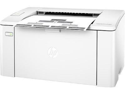 Image HP LaserJet Pro M102 Printer Driver