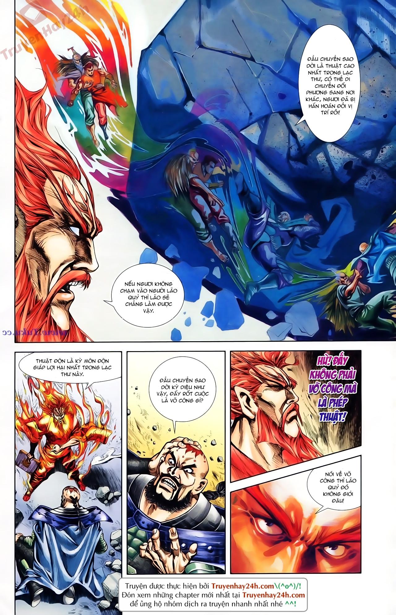 Cơ Phát Khai Chu Bản chapter 75 trang 11