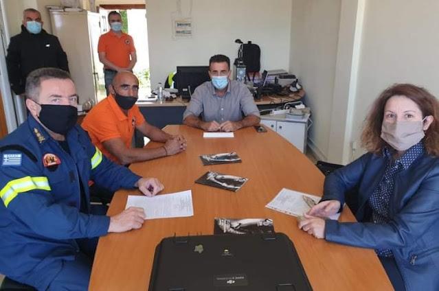 Αρωγός ο Δήμος Ναυπλιέων στην επίλυση σοβαρών ζητημάτων που αντιμετωπίζει η Πυροσβεστική Υπηρεσία Ναυπλίου