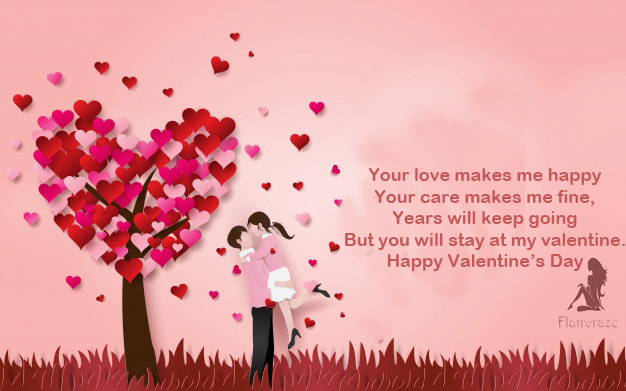Happy Valentines Day Wishes for Boyfriend and Husband