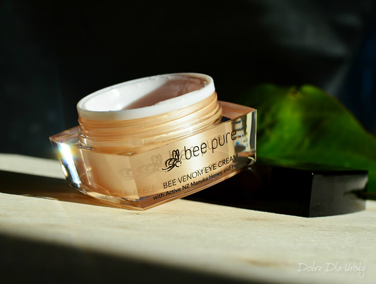 Bee Pure Bee Venom Eye Cream Krem pod oczy