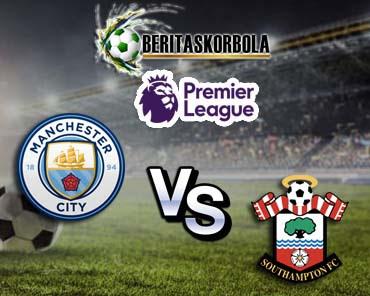 Prediksi bola Manchester City vs Southampton Kamis 11 Maret 2021