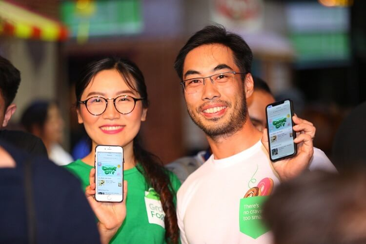 GrabFood Marks Official Launch with Crave City