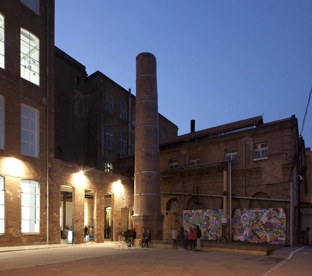 antigua fabrica textil Fabra i Coats