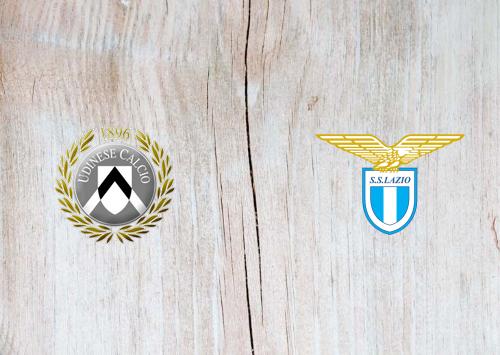Udinese vs Lazio -Highlights 15 July 2020