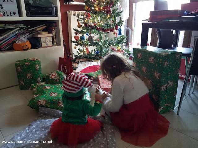 Il nostro primo Natale in 4