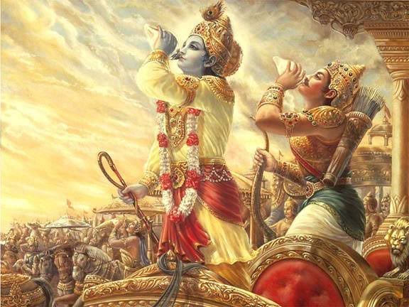 The Ends Of LegEnds: Lord Krishna
