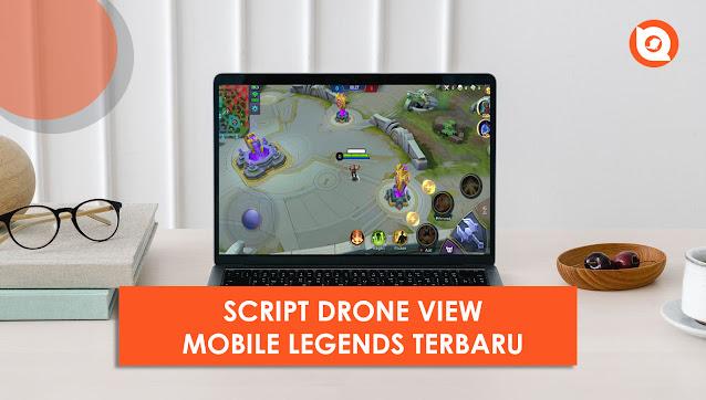 Patch Script drone View Mobile Legends