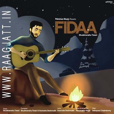 Fidaa by Shubhranshu Tiwari lyrics