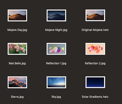 วิธีเปลี่ยน Wallpaper หน้า login บน Mac OS Mojave