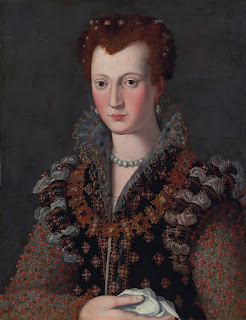 Virginia de' Medici married into the House of Este, gaining wealth and power