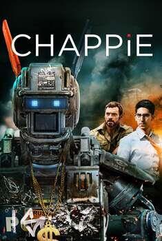 Chappie Torrent - BluRay 720p/1080p/4K Dual Áudio