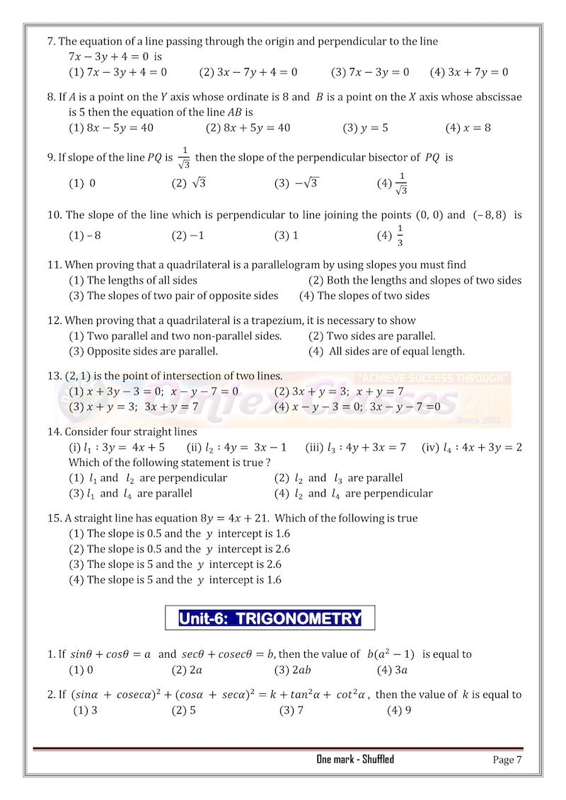 10th-maths-one-marks-book-back-shuffled-questions-english-medium