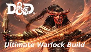 D&D Ultimate Warlock Build