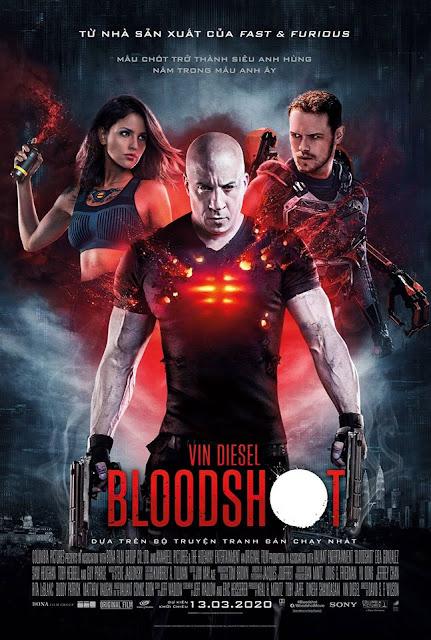 Xem Phim Bloodshot
