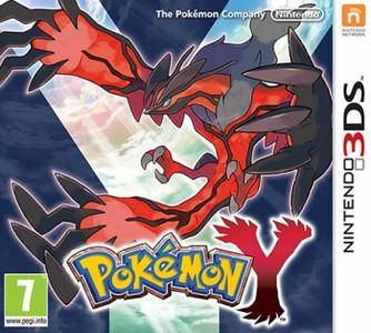 Rom Pokemon Y 3DS