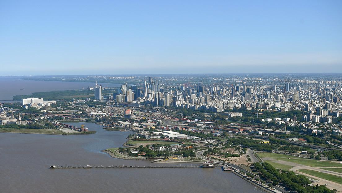 #BuenosAires desaprovecha el río más ancho del mundo