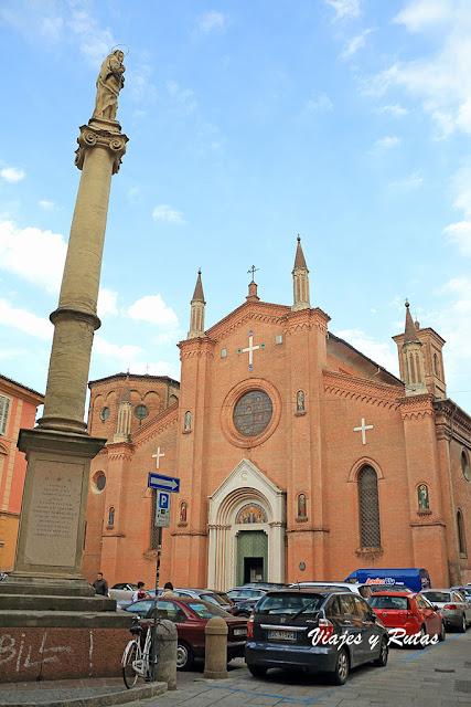 Basilica de San Martino, Bolonia