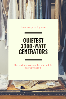 best quietest 3000 watt generators