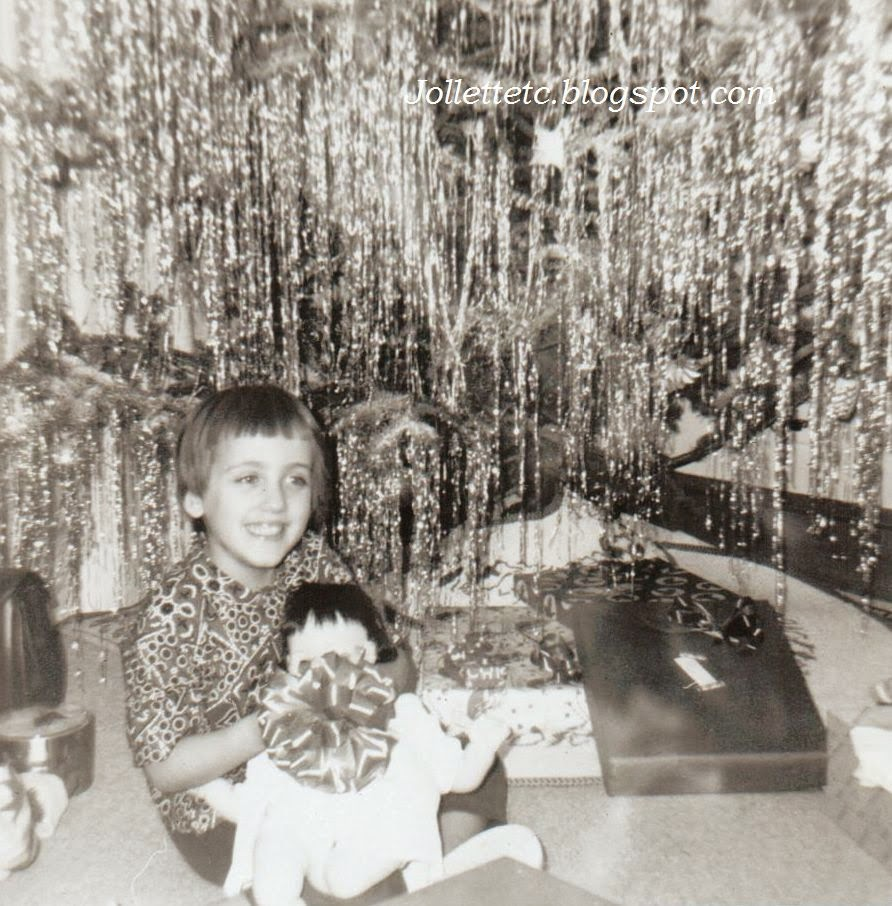 Mary Jollette Slade Christmas 1964  http;//jollettetc.blogspot.com
