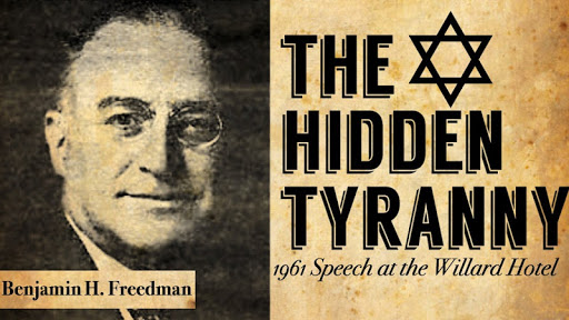 A Jewish Defector Warns America - Churchill Exposed