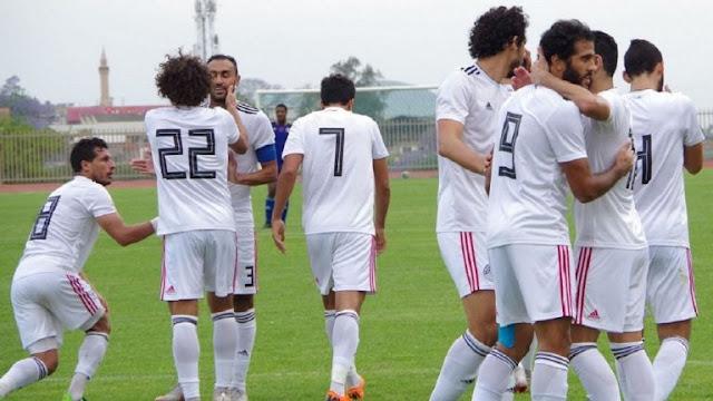 تعرف على تشكيل منتخب مصر في مباراته أمام النيجر اليوم