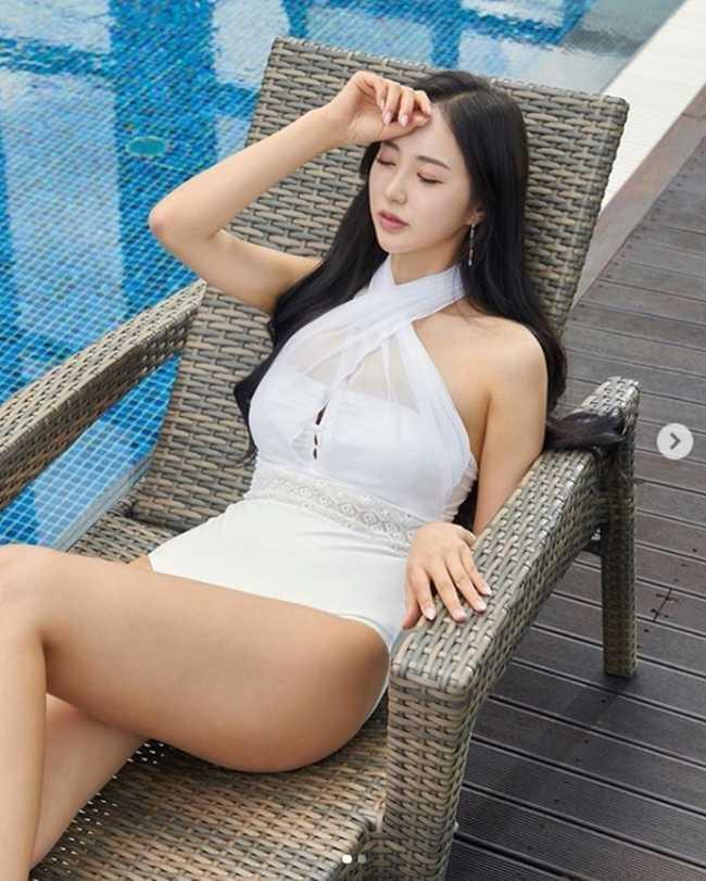 Vòng 3 của cô gái Hàn Quốc là niềm ao ước của mọi chị em
