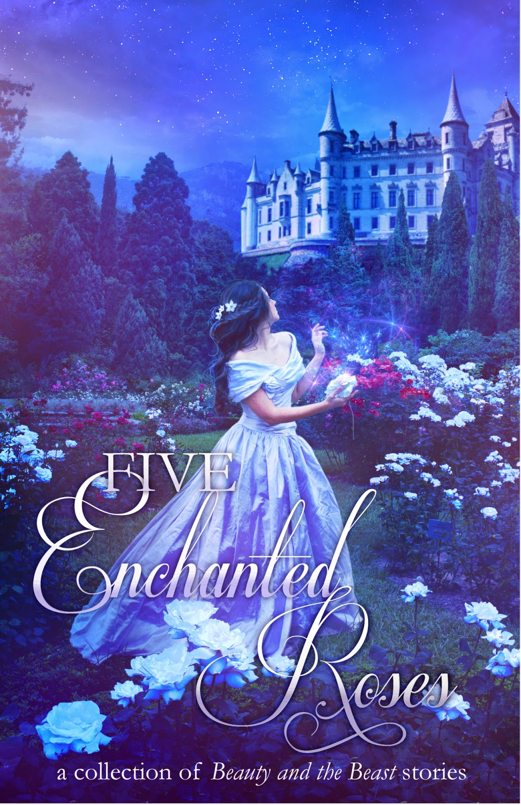 Cover Reveal + Fairy Tale Contest!