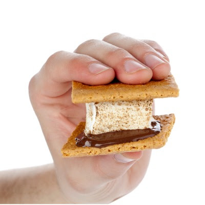 FUN KID PROJECT:  Make solar S'mores!