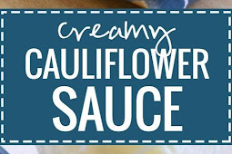 Creamy Cauliflower Sauce Recipe