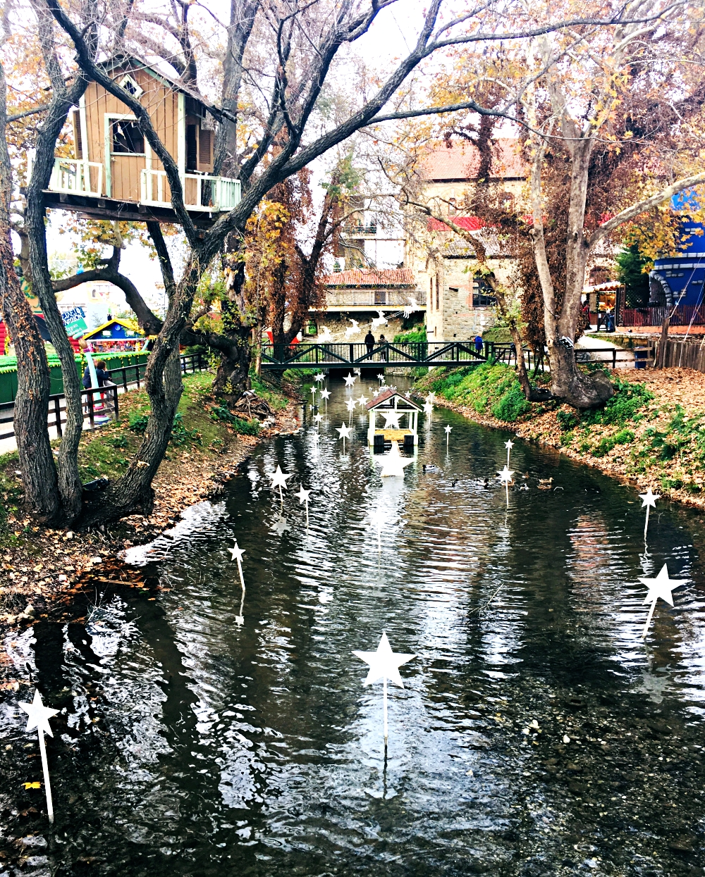 Ο Μύλος των Ξωτικών, Trikala, Greece, Christmas park, Bozicni park