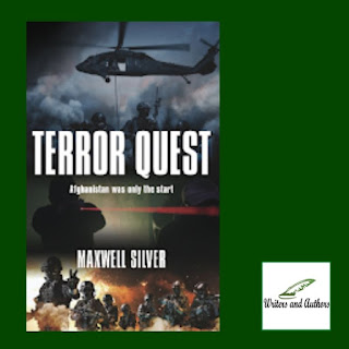 Book Spotlight : Terror Quest by Maxwell Silver