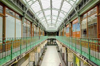 Paris : La Galerie Argentine, belle endormie Art Nouveau - XVIème