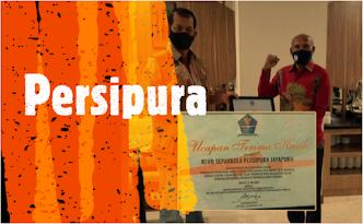 Persipura Jayapura Mendonasikan Dana Sebesar  509 Juta untuk Penanggulangan Covid 19 di Indonesia