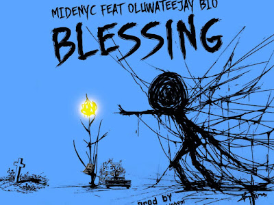 [Music] Midenyc ft Teejay Boi – Blessing