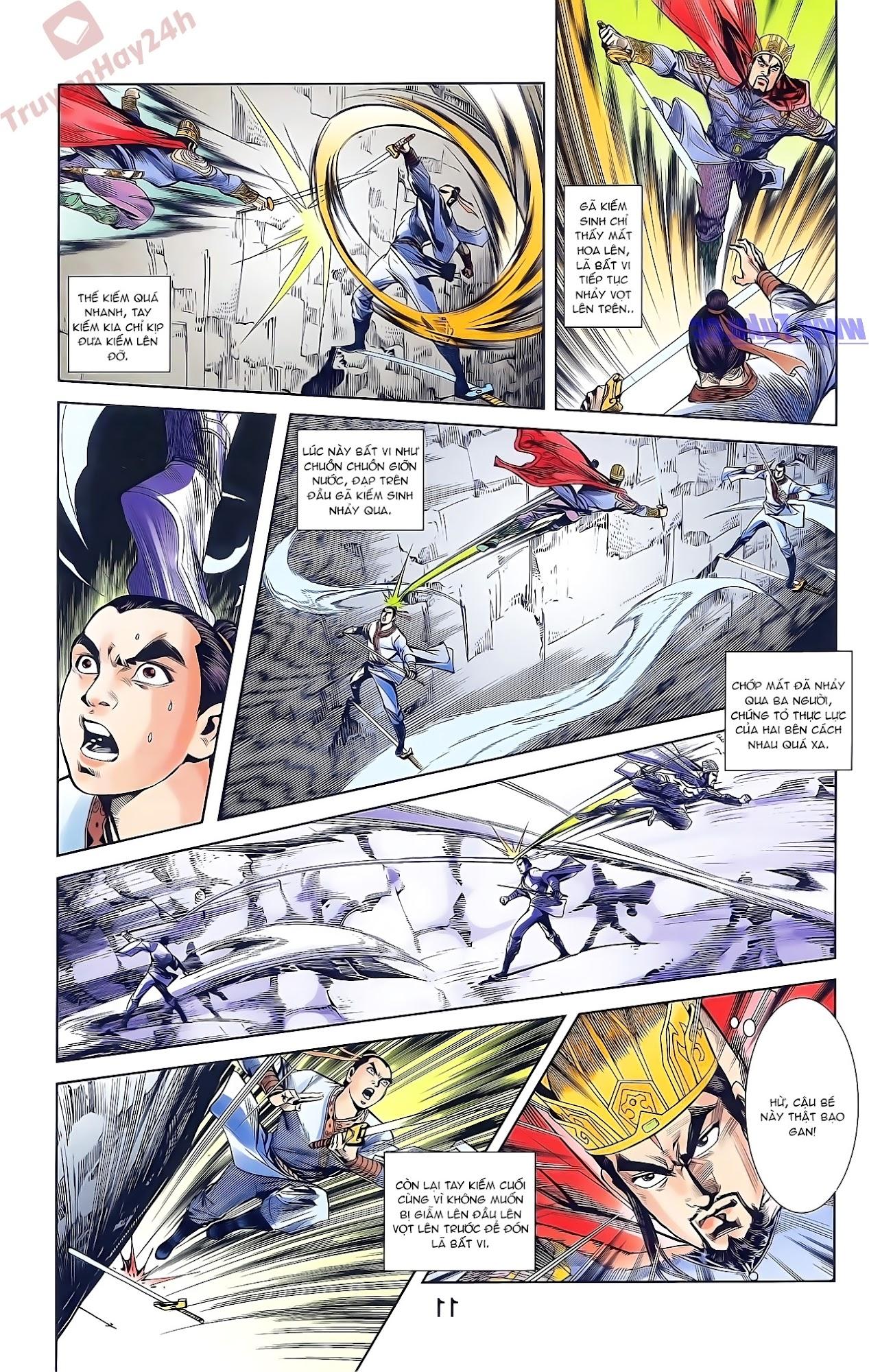 Tần Vương Doanh Chính chapter 47 trang 24