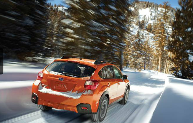 subaru rides high in snow country news suby club. Black Bedroom Furniture Sets. Home Design Ideas